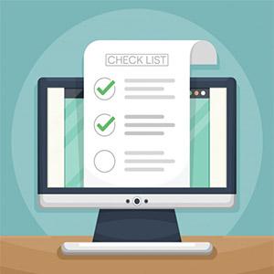 گزارش چکها بدهکاری با احتساب اسناد وصولی